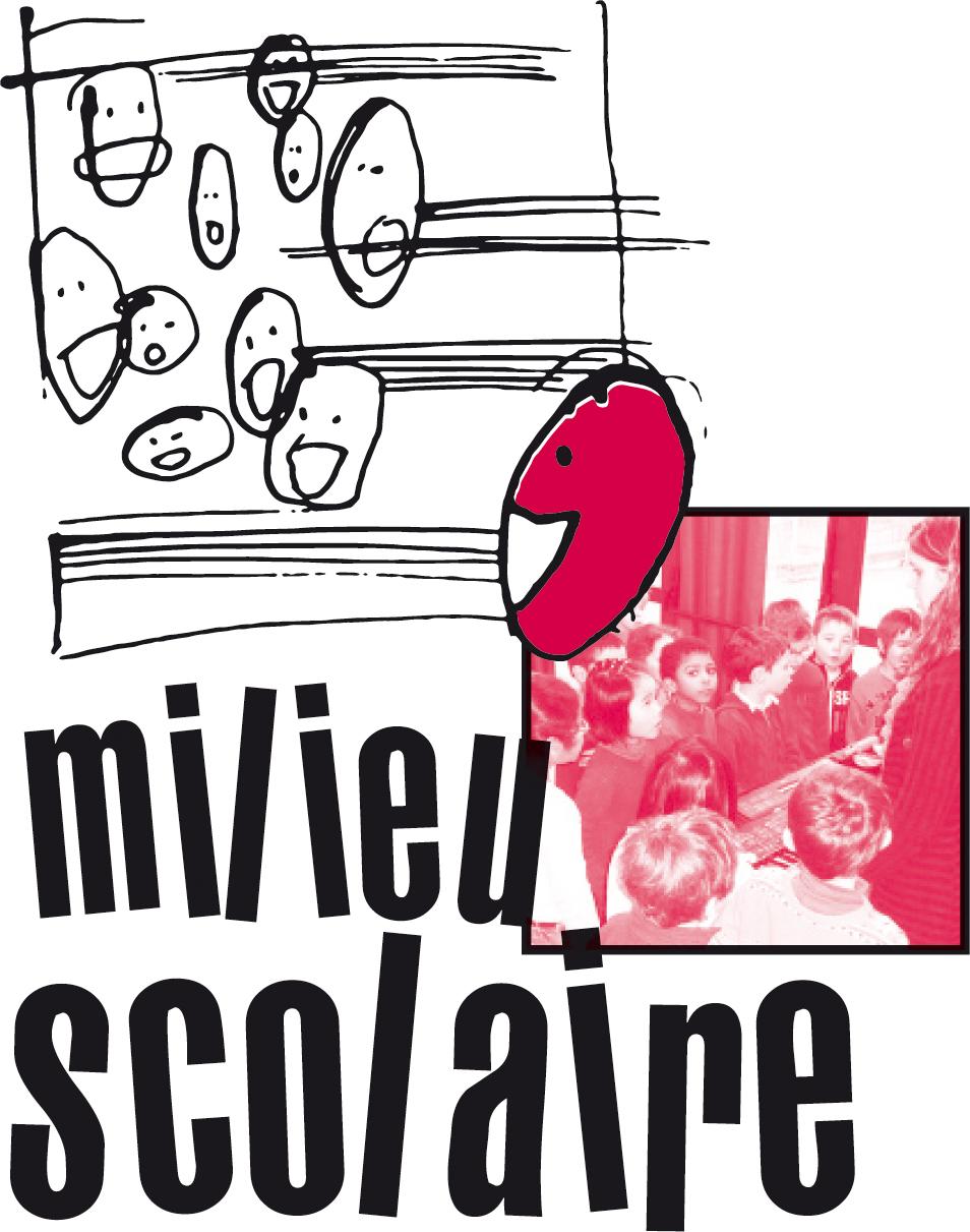logo milieu scolaire